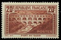 Frankrig - YT 262A - Postfrisk