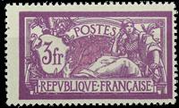 Frankrig - YT 240 - Postfrisk