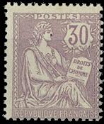 Frankrig - YT 128 - Postfrisk