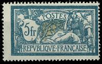 Frankrig - YT 123 - Postfrisk