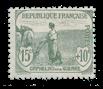 Frankrig 1917 - YT 150 - Postfrisk