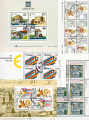 Portugal - 28 blocs obl. différents