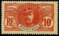 Mauritania - YT 5 Postituore