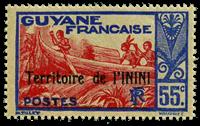Inini - YT 13 postfrisk