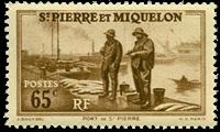 St. Pierre & Miquelon - YT 179 neuf