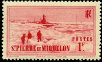 St. Pierre & Miquelon - YT 181 neuf