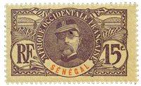 Senegal - YT 35 postfrisk