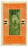 Dahomey - Y&T 84