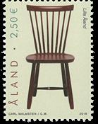 Åland - Stoledesign - Postfrisk frimærke
