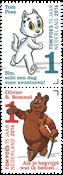 Holland - Tom Poes - Postfrisk sæt 2v