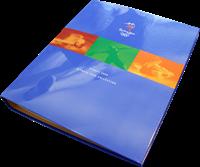 Album til OL møntkollektion Sydney 2000