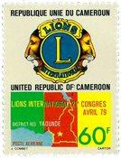 Cameroun - YT  PA293