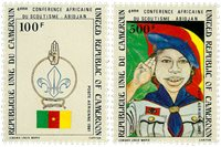 Cameroun - YT  PA307-08