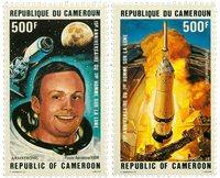 Cameroun - YT  PA342-43 - Postfrisk