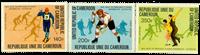 Cameroun - YT  PA272-74