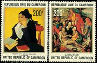 Cameroun - YT  PA282-83 - Postfrisk