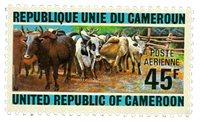 Cameroun - YT  PA225
