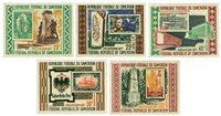 Cameroun - YT  PA186-90