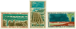 Cameroun - YT  PA176-78 - Postfrisk