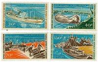 Cameroun - YT  PA182-85