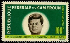 Cameroun - YT  PA63 - Postfrisk