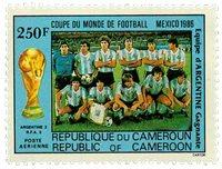 Cameroun - YT  PA352 - Postfrisk