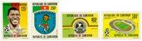 Cameroun - YT  855-58 - Postfrisk