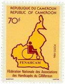 Cameroun - YT  807
