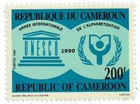 Cameroun - YT  834