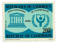 Cameroon - YT  834