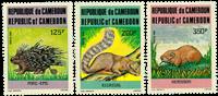 Cameroun - YT  771-73