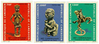 Cameroun - YT  791-93