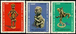 Cameroun - YT  791-93 - Postfrisk