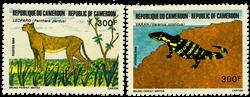Cameroun - YT  797-98 - Postfrisk