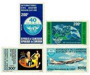 Cameroun - YT  744-47 - Postfrisk