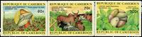 Cameroun - YT  748-50