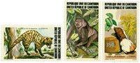 Cameroun - YT  722-24