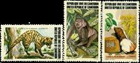 Cameroun - YT  722-24 - Postfrisk