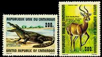 Cameroun - YT  662-63