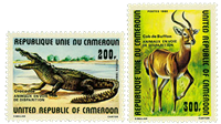 Cameroun - YT  662-63 - Postfrisk