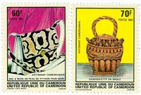 Cameroun - YT  685-86 - Postfrisk