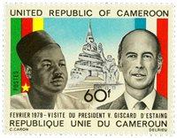 Cameroun - YT  632