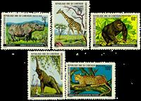 Cameroun - YT  634-38