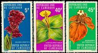 Cameroun - YT  579-81 - Postfrisk
