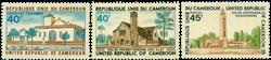 Cameroun - YT  591-93 - Postfrisk