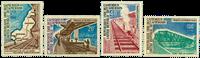 Cameroon - YT  569-72