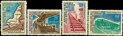 Cameroun - YT  569-72 - Postfrisk