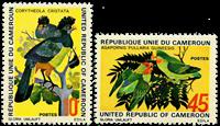 Cameroun - YT  534-35