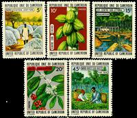 Cameroun - YT  536-40