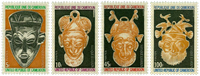 Cameroon - YT  543-46